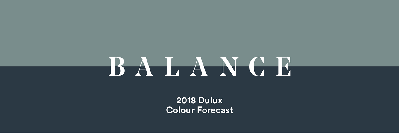 2018 Dulux Colour Forecast Order Form